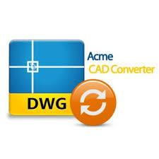 Acme CAD Converter 2019 v8.9.8.1502 Crack