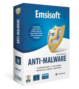 Emsisoft Anti-Malware 2021.1.1.10639 Crack License Key 2021{Latest}